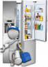 Ремонт холодильника. Reparatia frigiderilor