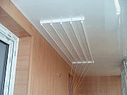 Установка потолочных сушилок для белья. Монтаж потолочной сушки.