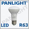 BEC LED R63, ILUMINAT CU LED, BECUL CU LED, PANLIGHT, FILAMENT, LAMPA