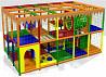 Детские игровые лабиринты и комнаты