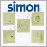 Prize si intrerupatoare Simon Electric N1in Barselona in Moldova, priz