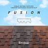 Премиальная гибкая черепица RoofShield новой объемной нарезки Fusion