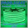 BANDA LED 220V, BANDA LED EXTERIOR, BANDA CU LED IMPERMEABILA, PANLIGH