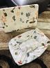 Новый матрац и чехол для столика для пеленания