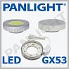 СВЕТОДИОДНЫЕ ЛАМПЫ GX53, PANLIGHT, ЛАМПЫ LED, СВЕТОДИОДНОЕ ОСВЕЩЕНИЕ