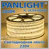 BENZI LED 220V, LEDURI 220V, BANDA CU LED-URI, LED 220V, PANLIGHT, BEN