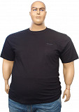 Однотонные с карманом мужские футболки Borcan Club