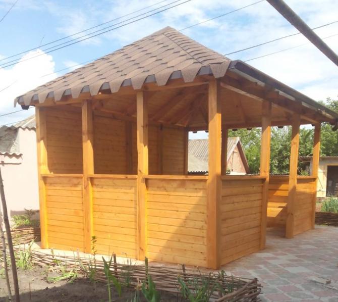 Foisor Din Lemn Terasa Servicii De Constructii Chișinău Pe Allbuy Md